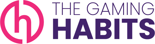 The Gaming Habits Logo, thegaminghabits.com