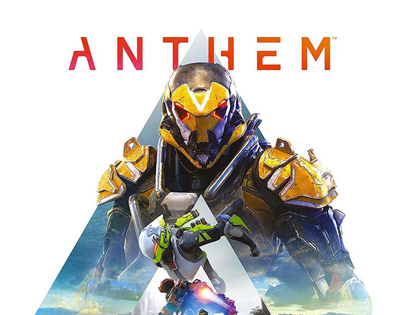 Anthem (Xbox One), The Gaming Habits, thegaminghabits.com