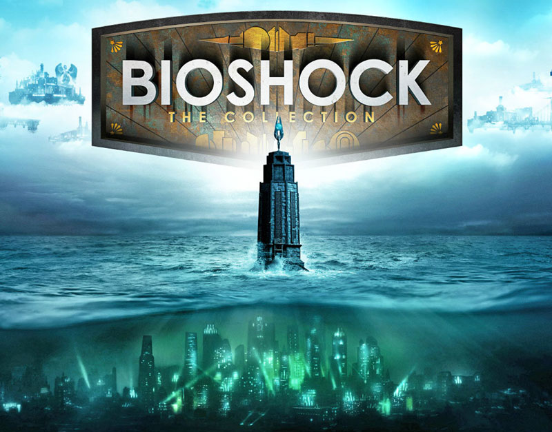BioShock: The Collection (Xbox One), The Gaming Habits, thegaminghabits.com