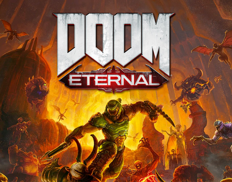 DOOM Eternal Standard Edition (Xbox One), The Gaming Habits, thegaminghabits.com