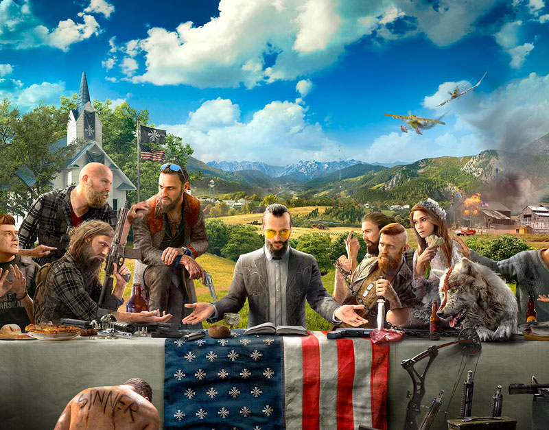 Far Cry 5 - Gold Edition (Xbox One), The Gaming Habits, thegaminghabits.com