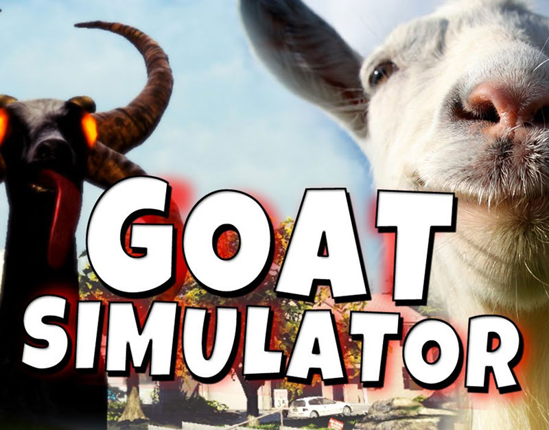 Goat Simulator (Xbox One), The Gaming Habits, thegaminghabits.com