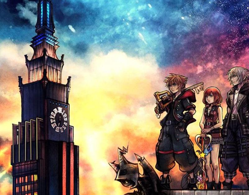 Kingdom Hearts 3 (Xbox One), The Gaming Habits, thegaminghabits.com