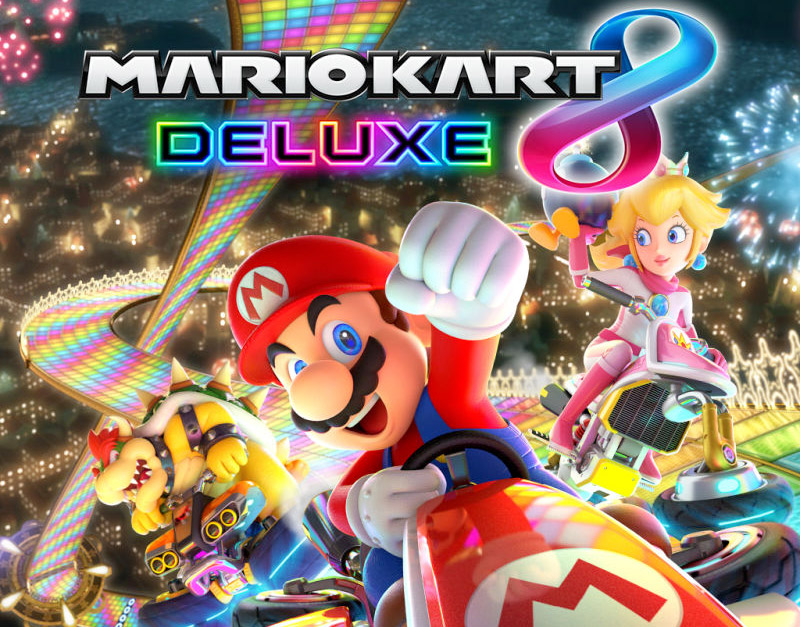 Mario Kart 8 Deluxe (Nintendo), The Gaming Habits, thegaminghabits.com