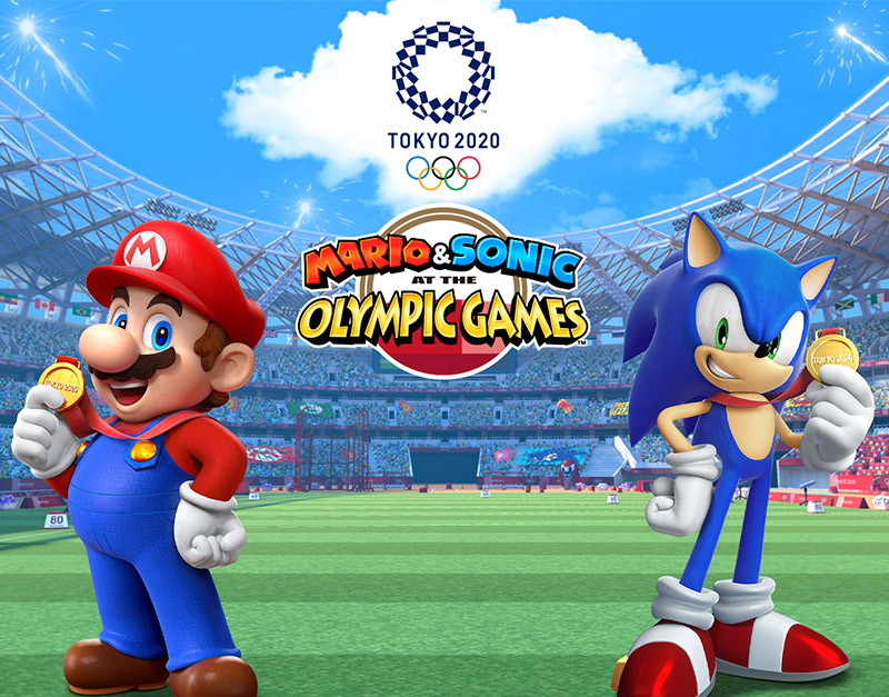 Mario & Sonic Tokyo 2020 (Nintendo), The Gaming Habits, thegaminghabits.com