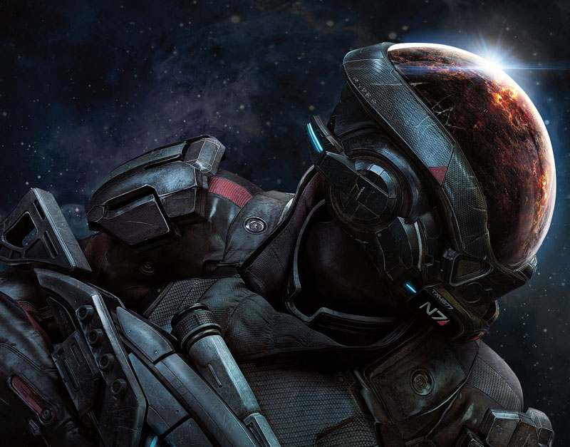 Mass Effect Andromeda - Standard Recruit Edition (Xbox One), The Gaming Habits, thegaminghabits.com