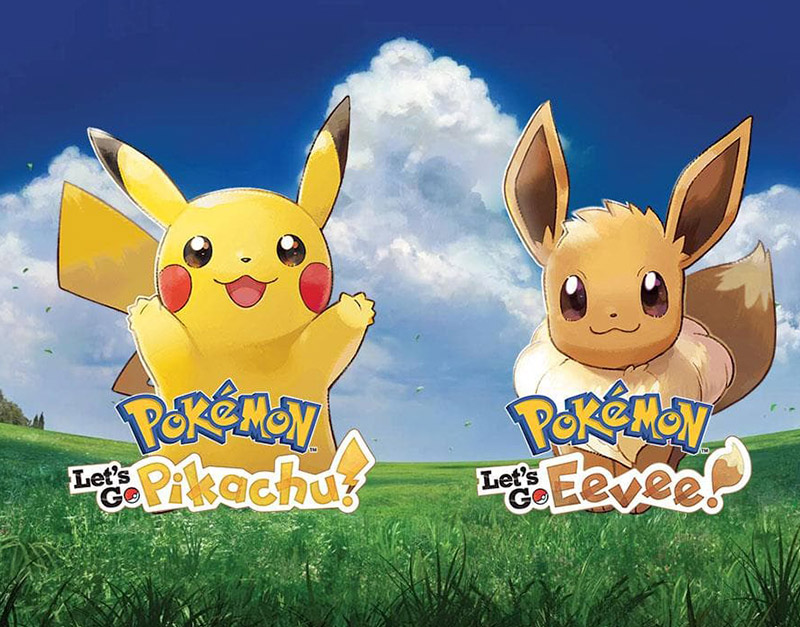 Pokemon Let's Go Eevee! (Nintendo), The Gaming Habits, thegaminghabits.com