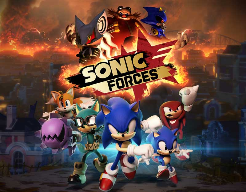 SONIC FORCES™ Digital Standard Edition (Xbox Game EU), The Gaming Habits, thegaminghabits.com