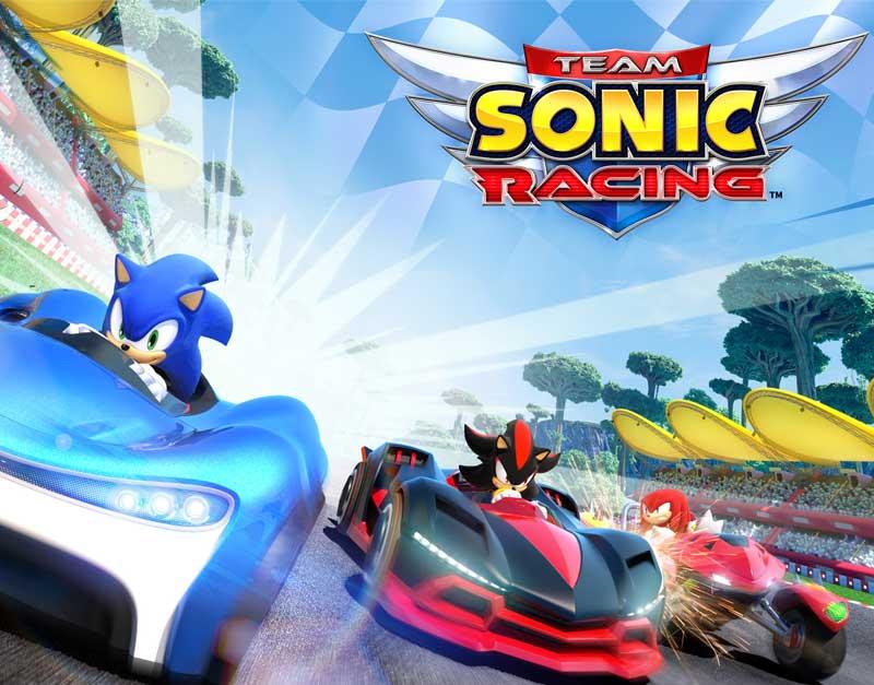 Team Sonic Racing™ (Xbox Game EU), The Gaming Habits, thegaminghabits.com
