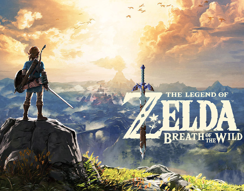 The Legend of Zelda: Breath of the Wild (Nintendo), The Gaming Habits, thegaminghabits.com
