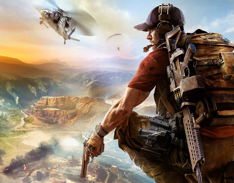 Tom Clancy's Ghost Recon Wildlands - Deluxe Edition (Xbox One), The Gaming Habits, thegaminghabits.com