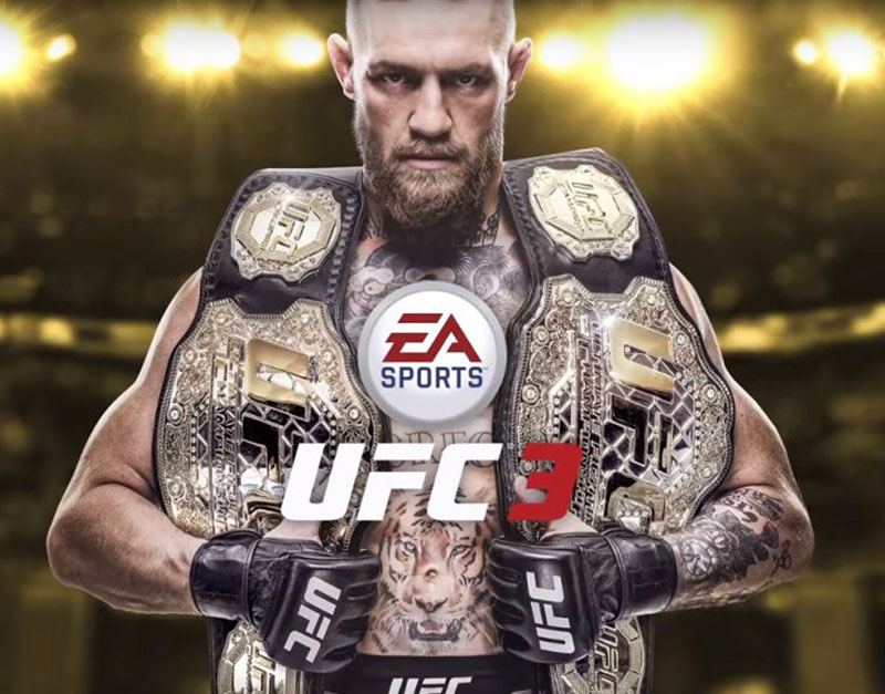 UFC 3 - Deluxe Edition (Xbox One), The Gaming Habits, thegaminghabits.com
